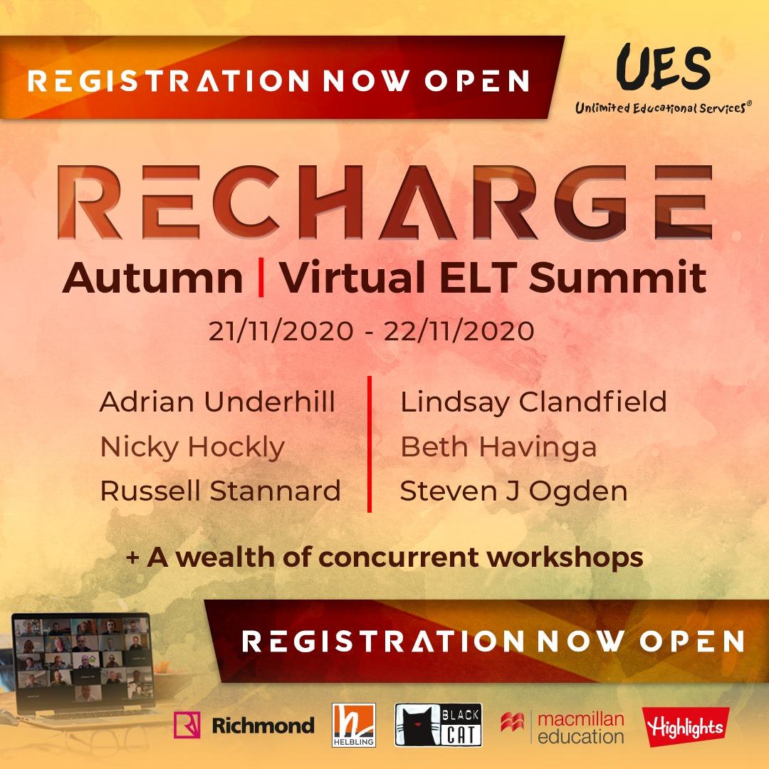 UES Virtual ELT Summit